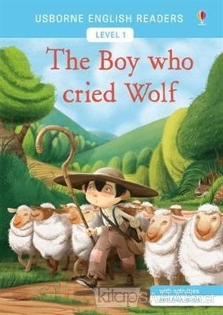 The Boy who cried Wolf - Mairi Mackinnon | Yeni ve İkinci El Ucuz Kita