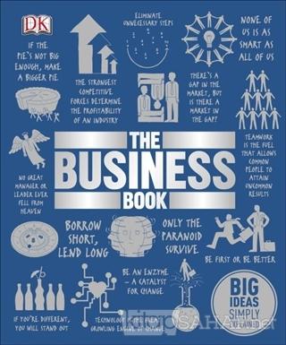 The Business Book (Ciltli) - Dorling Kindersley | Yeni ve İkinci El Uc