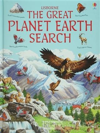 The Great Planet Earth Search - Emma Helbrough   Yeni ve İkinci El Ucu