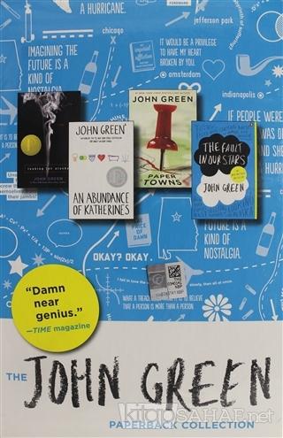 The John Green Seti (4 Kitap Takım) - John Green   Yeni ve İkinci El U
