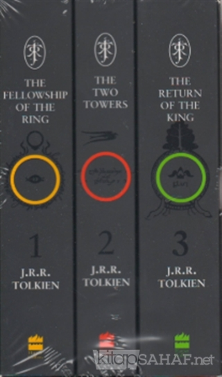 The Lord of the Rings Boxed Set - J. R. R. Tolkien | Yeni ve İkinci El