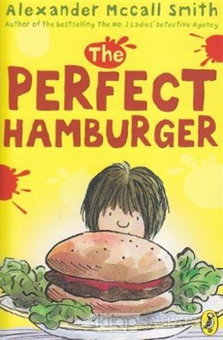 The Perfect Hamburger - Alexander McCall Smith | Yeni ve İkinci El Ucu