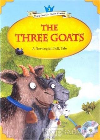 The Three Goats + MP3 CD (YLCR-Level 1) - Anonim- | Yeni ve İkinci El