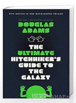 The Ultimate Hitchhiker's Guide to the Galaxy - Douglas Adams   Yeni v