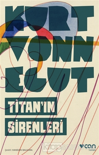 Titan'ın Sirenleri - Kurt Vonnegut | Yeni ve İkinci El Ucuz Kitabın Ad