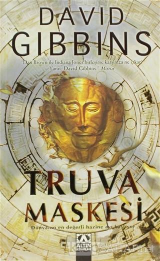 Truva Maskesi - David Gibbins | Yeni ve İkinci El Ucuz Kitabın Adresi