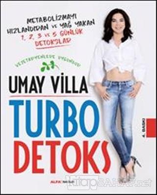 Turbo Detoks - Umay Villa- | Yeni ve İkinci El Ucuz Kitabın Adresi