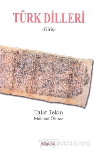 Türk Dilleri Giriş - Talat Tekin | Yeni ve İkinci El Ucuz Kitabın Adre