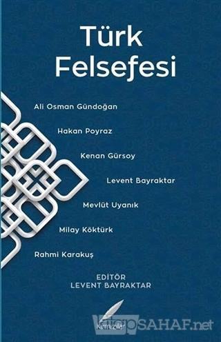 Türk Felsefesi - Ali Osman Gündoğan | Yeni ve İkinci El Ucuz Kitabın A
