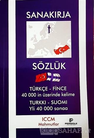 Türkçe - Fince Sözlük - Mesut Güreş | Yeni ve İkinci El Ucuz Kitabın A