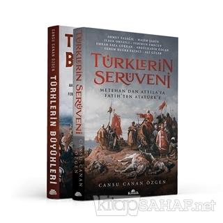 Türklerin Serüveni Seti (2 Kitap) - Kolektif | Yeni ve İkinci El Ucuz