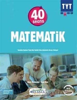 TYT 40 Seansta Matematik - Murat Nizamoğlu | Yeni ve İkinci El Ucuz Ki