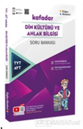 TYT AYT Kafadar Din Kültürü ve Ahlak Bilgisi Soru Bankası - Kolektif |