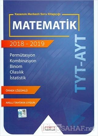 TYT AYT Matematik - Permütasyon Kombinasyon Binom Olasılık İstatistik