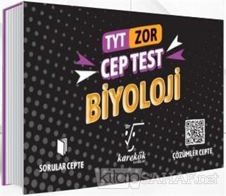 TYT Cep Test Biyoloji (Zor) - Kolektif | Yeni ve İkinci El Ucuz Kitabı