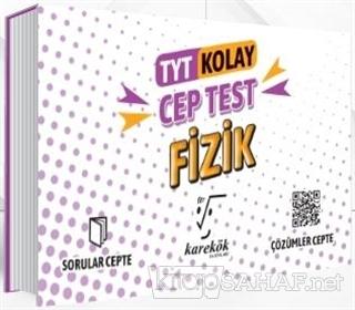 TYT Cep Test Fizik (Kolay) - Kolektif | Yeni ve İkinci El Ucuz Kitabın