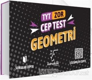 TYT Cep Test Geometri (Zor) - Kolektif | Yeni ve İkinci El Ucuz Kitabı
