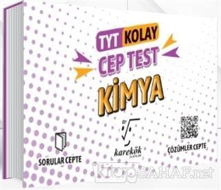 TYT Cep Test Kimya (Kolay) - Kolektif | Yeni ve İkinci El Ucuz Kitabın