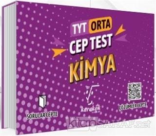 TYT Cep Test Kimya (Orta) - Kolektif | Yeni ve İkinci El Ucuz Kitabın