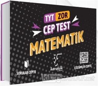 TYT Cep Test Matematik (Zor) - Kolektif | Yeni ve İkinci El Ucuz Kitab