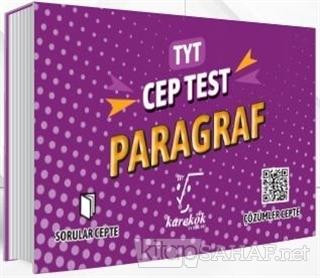 TYT Cep Test Paragraf - Kolektif   Yeni ve İkinci El Ucuz Kitabın Adre