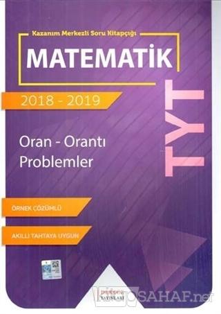 TYT Matematik - Oran Orantı Problemler - Kolektif | Yeni ve İkinci El