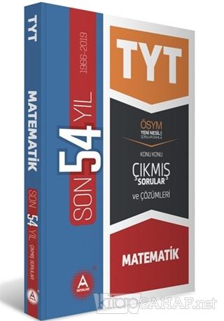 TYT Matematik Son 54 Yıl Konu Konu Çıkmış Sorular ve Çözümleri - Kolek