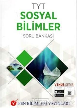 TYT Sosyal Bilimler Soru Bankası Venüs Serisi - Kolektif | Yeni ve İki