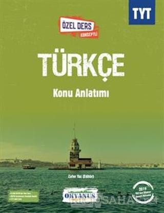 TYT Türkçe Konu Anlatımlı - | Yeni ve İkinci El Ucuz Kitabın Adresi
