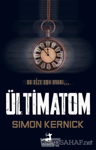Ültimatom - Simon Kernick | Yeni ve İkinci El Ucuz Kitabın Adresi