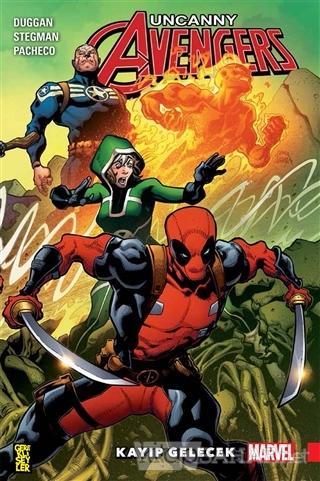 Uncanny Avengers 1 - Gerry Duggan   Yeni ve İkinci El Ucuz Kitabın Adr