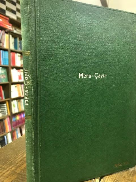 MERA - ÇAYIR - Kolektif | Yeni ve İkinci El Ucuz Kitabın Adresi