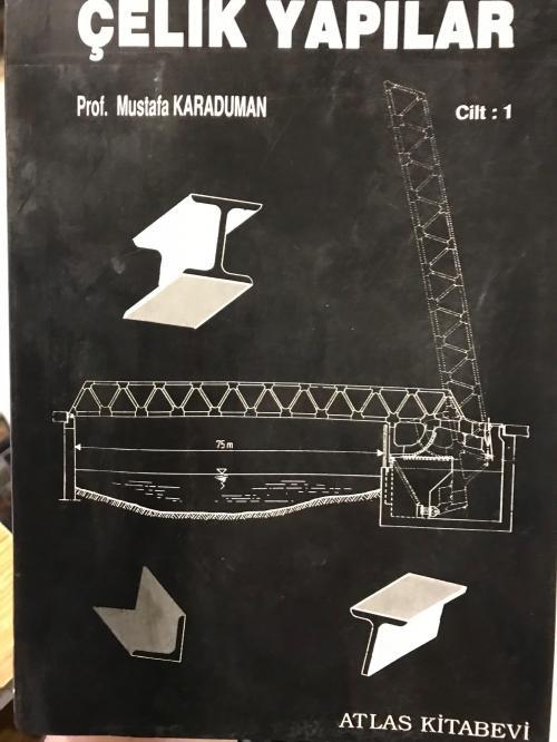 ÇELİK YAPILAR CİLT 1 - Mustafa Karaduman   Yeni ve İkinci El Ucuz Kita