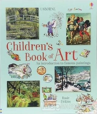USB - Children'S Book Of Art - Kolektif   Yeni ve İkinci El Ucuz Kitab