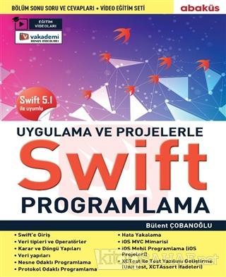 Uygulama ve Projelerle Swift Programlama (Eğitim Videolu) - Bülent Çob