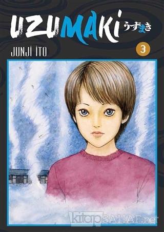 Uzumaki 3. Cilt - Junji İto- | Yeni ve İkinci El Ucuz Kitabın Adresi