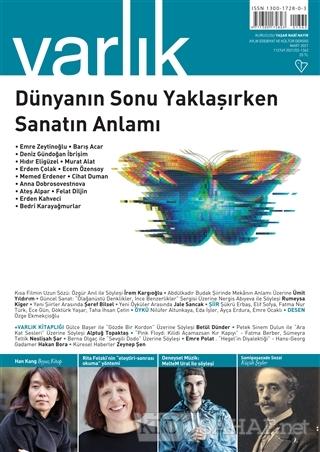 Varlık Edebiyat ve Kültür Dergisi Sayı: 1362 Mart 2021 - Kolektif | Ye