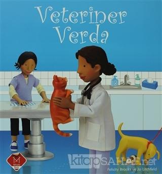 Veteriner Verda - Felicity Brooks-   Yeni ve İkinci El Ucuz Kitabın Ad