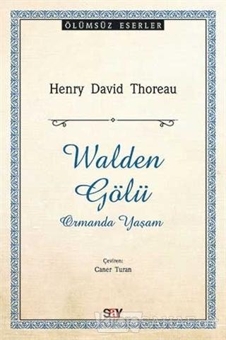 Walden Gölü - Henry David Thoreau- | Yeni ve İkinci El Ucuz Kitabın Ad