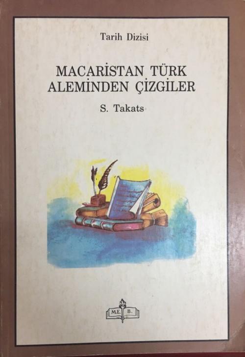 Macaristan Türk Aleminden Çizgiler - Sadrettin Karatay | Yeni ve İkinc
