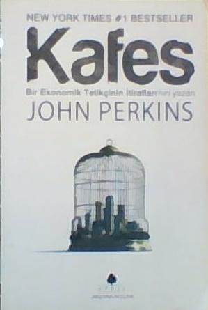 KAFES - John Perkins- | Yeni ve İkinci El Ucuz Kitabın Adresi