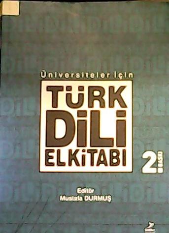 türk dili el kitabı - Mustafa Durmuş- | Yeni ve İkinci El Ucuz Kitabın