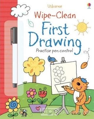Wipe-Clean - First Drawing - Jessica Greenwell | Yeni ve İkinci El Ucu