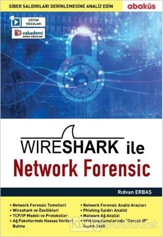 Wireshark ile Network Forensic (Eğitim Videolu) - Rıdvan Erbaş   Yeni