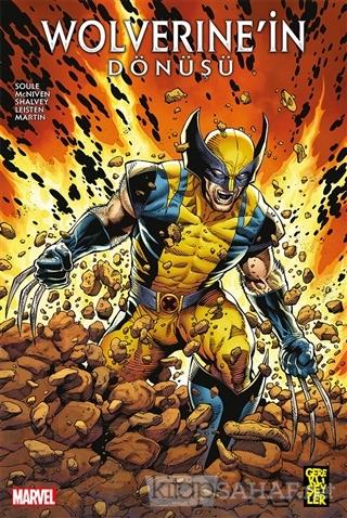 Wolverine'in Dönüşü - Charles Soule   Yeni ve İkinci El Ucuz Kitabın A