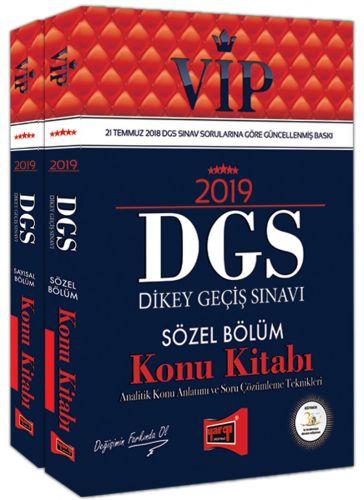 2019 DGS VIP Sayısal - Sözel Bölüm Konu Seti - | Yeni ve İkinci El Ucu