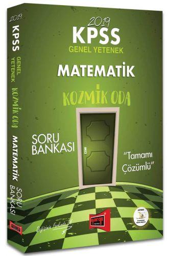 2019 KPSS Kozmik Oda Matematik Tamamı Çözümlü Soru Bankası - | Yeni ve