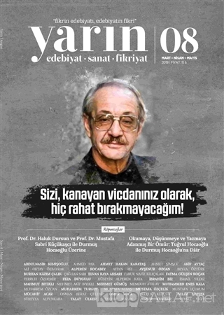 Yarın Dergisi Sayı: 8 Mart - Nisan - Mayıs 2019 - Murat Açıkgöz   Yeni