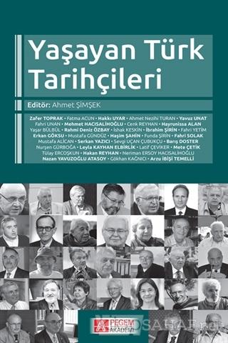 Yaşayan Türk Tarihçileri - Zafer Toprak- | Yeni ve İkinci El Ucuz Kita