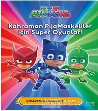 Yaysat Pj Maskeliler İçin Süper Oyunlar - Kolektif | Yeni ve İkinci El